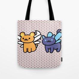 Clow Atsume Tote Bag