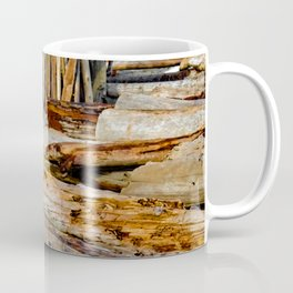 Driven Driftwood Coffee Mug