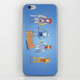 Thundercats - Pixel Nostalgia  iPhone Skin