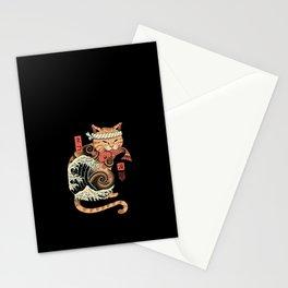 Catana Wave Stationery Cards