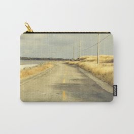 The Road to the Sea Carry-All Pouch