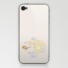 The Lay of the Land iPhone & iPod Skin