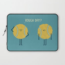 Rough Day Laptop Sleeve