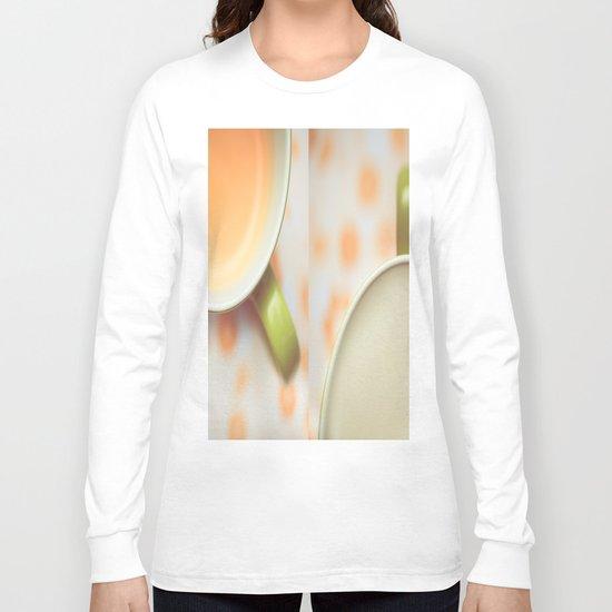 Opposites Love - Coffee Long Sleeve T-shirt