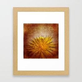 little pleasures of nature -84- Framed Art Print