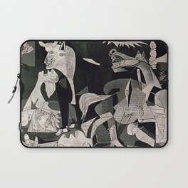 GUERNICA #1 - PABLO PICASSO Laptop Sleeve