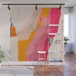 Abstract Line Shades Wall Mural