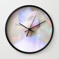 La femme surréaliste  Wall Clock
