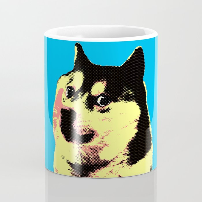Doge Pop Coffee Mug