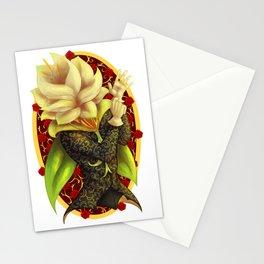 Floral Debonair Stationery Cards