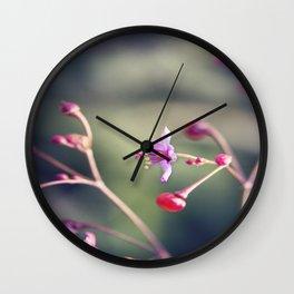 T.pink Wall Clock