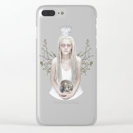 The Guardian Clear iPhone Case