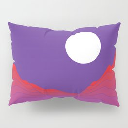 Amethyst Ravine Pillow Sham