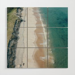 Summer Days on Block Island Wood Wall Art