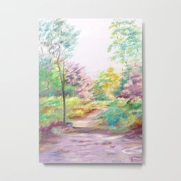 My Favourite Place Metal Print