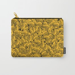 Plenty of Bananas - Yellow Carry-All Pouch