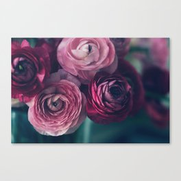 Yours Truly Canvas Print