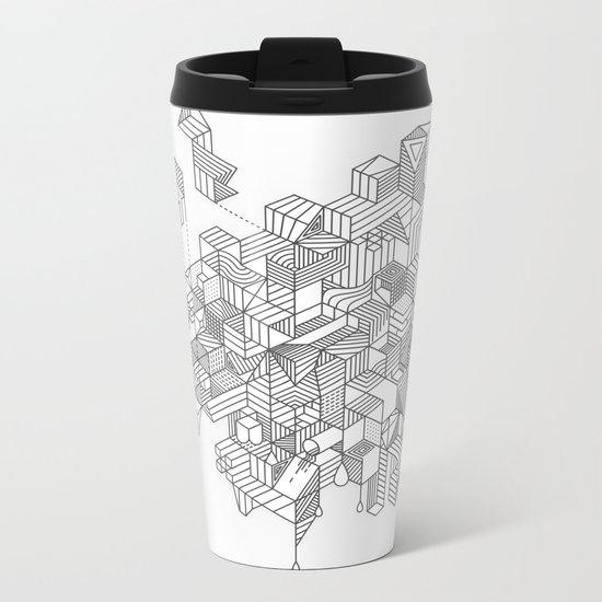 Simplexity Metal Travel Mug