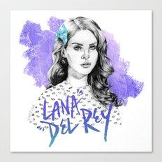 LDR 2014 Canvas Print