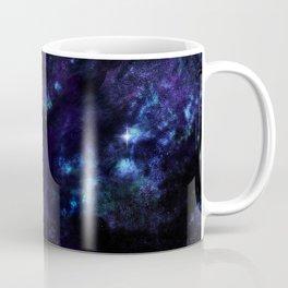 hushed century - planet and starfield Coffee Mug