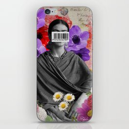 Public Figures Collection -- Frida by Elo iPhone Skin