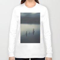 boys Long Sleeve T-shirts featuring Rude boys by HappyMelvin