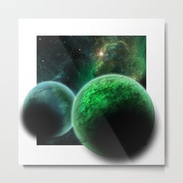 Eternia Metal Print