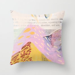 Return II Throw Pillow