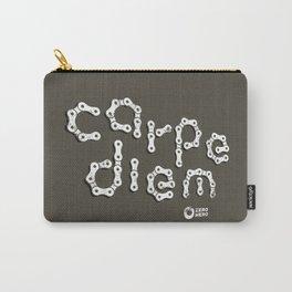 carpe diem - chain Carry-All Pouch