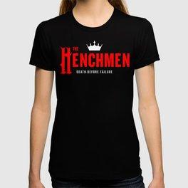The Henchmen Chronicles T-Shirt #3 T-shirt