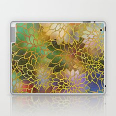 Floral Abstract 3 Laptop & iPad Skin
