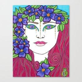 Antheia Canvas Print