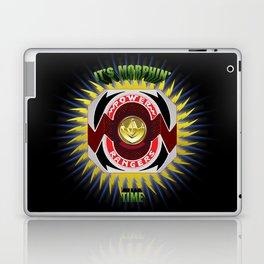 It's Morphin' Time - Green Ranger Laptop & iPad Skin