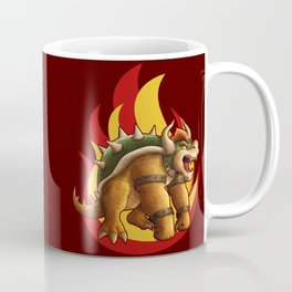 King Bowser Coffee Mug