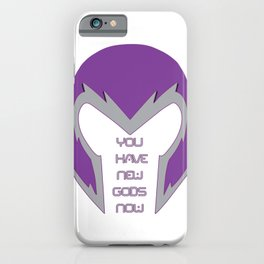 you have new gods now HOX iPhone Case