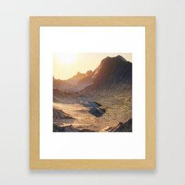 ENDLING Framed Art Print