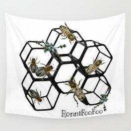 Honey FooFoo Wall Tapestry