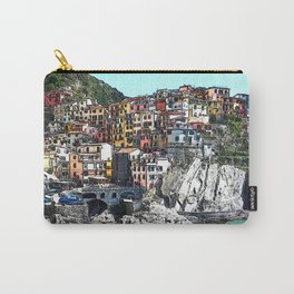 CinqueTerre_20150901_by_JAMFoto Carry-All Pouch
