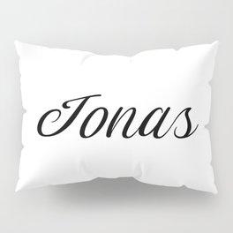 Name Jonas Pillow Sham