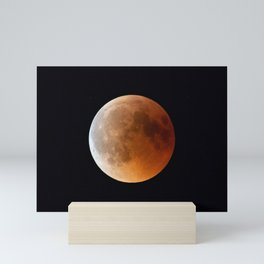 Magical Full Moon Mini Art Print
