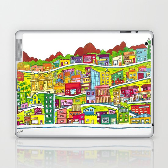 Casinhas Laptop & iPad Skin