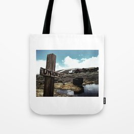 C'era una volta il West (Once upon a time in the West) Tote Bag