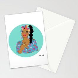 Santa Mimi Stationery Cards