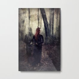 The Forgotten One Metal Print