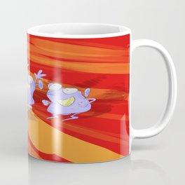 The joy of the idiotians Coffee Mug