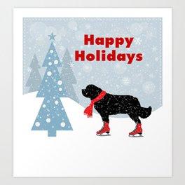 Holiday Mug Art Print