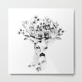 Luxe Metal Print