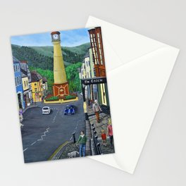 Tredegar Town Clock Stationery Cards
