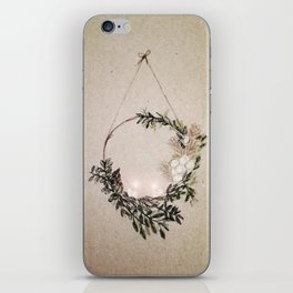 CHRISTMAS DAY iPhone Skin