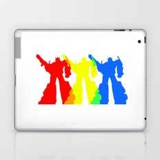 Optimus Prime Colors Laptop & iPad Skin
